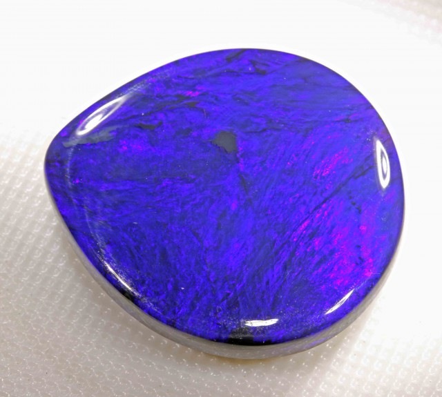FREE SHIPPING  26.80 CT BIG BLACK OPAL FROM LR - EXCELLENT