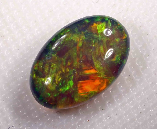 2.80 ct BLACK OPAL FROM LR - 638902
