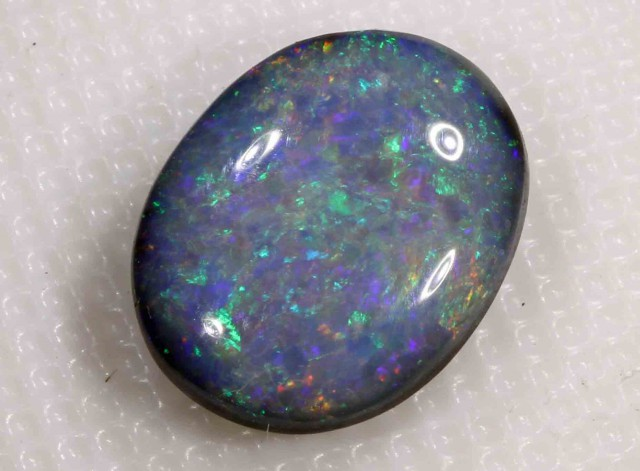 2.10 ct BLACK OPAL FROM LR -496955