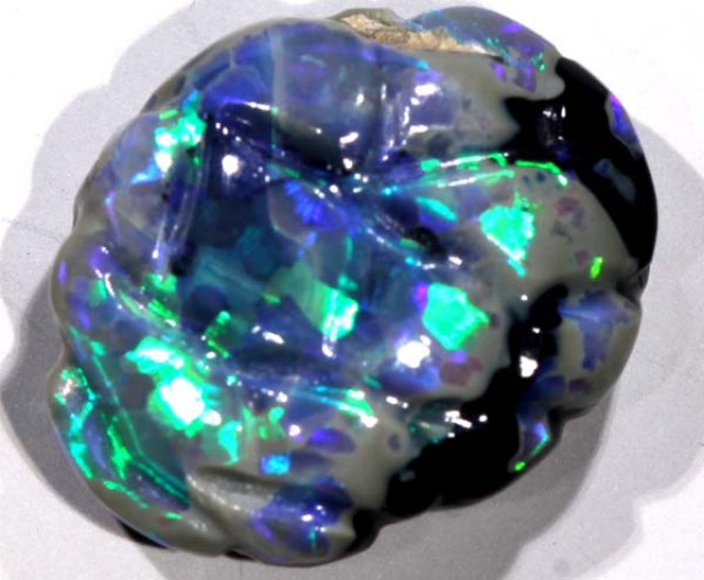 5.35 CTS OPAL CARVING TBO-2950