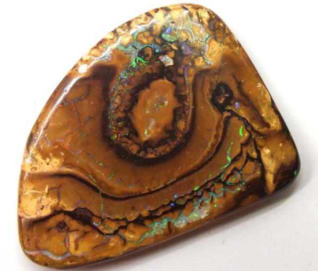 YOWAH OPAL rare pattern STONE 61.30 CTS  NC-1832