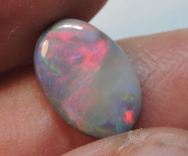 1.75 Cts Red fire  opal Pl 1400