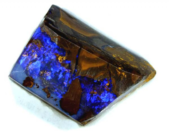 BOULDER OPAL ROUGH  38.7 CTS DT-3717