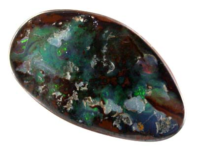 BOULDER OPAL   9.9CTS    FREE SHIPPING L104