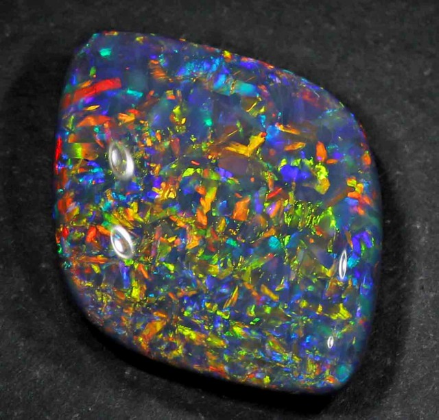 11.75 cts BLACK OPAL FROM LR -  STAR WARS