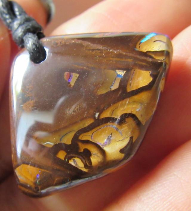 CTS  Boulder Opal Pendant OMR 303