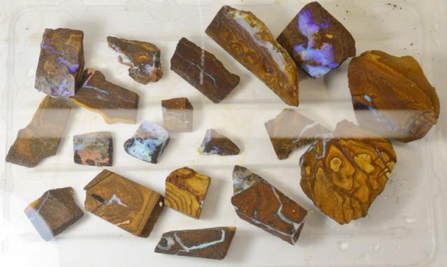 3350 carat eromanga Boulder Opal rough