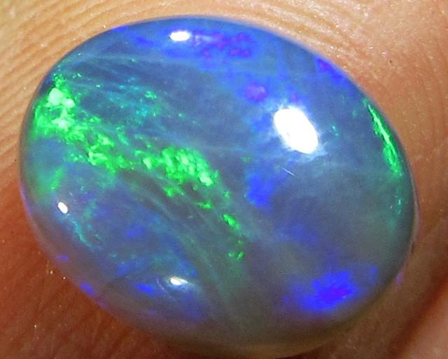 2Cts Cabochon Gem crystal Opal  SCO 1234A