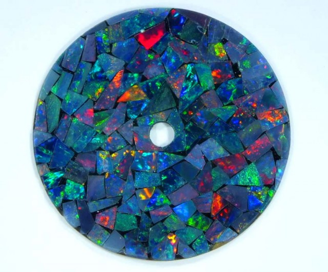 MOSAIC OPAL WATCH FACE 4.85 CTS  LO-1642