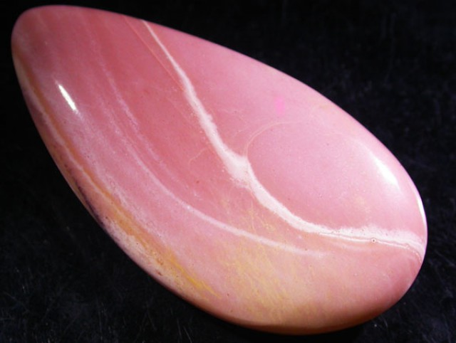 CTS AUSTRALIAN  PINK OPAL-POLISHED [VS6616 ]