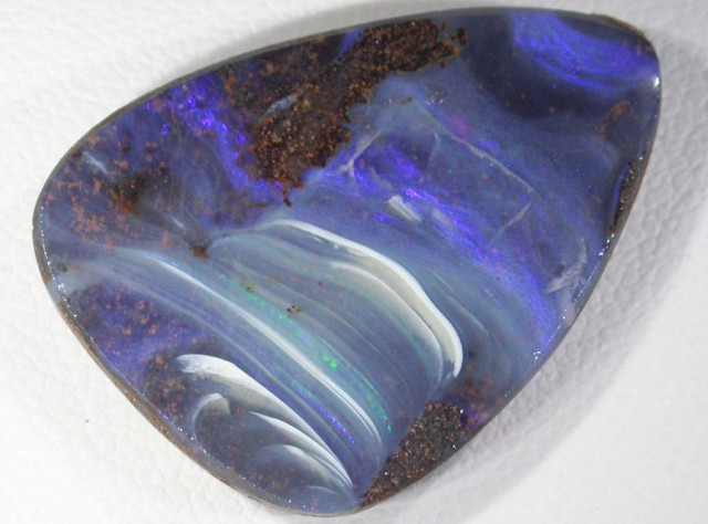 22.0 CTS BOULDER OPAL POLISHED STONE [SO4747]5