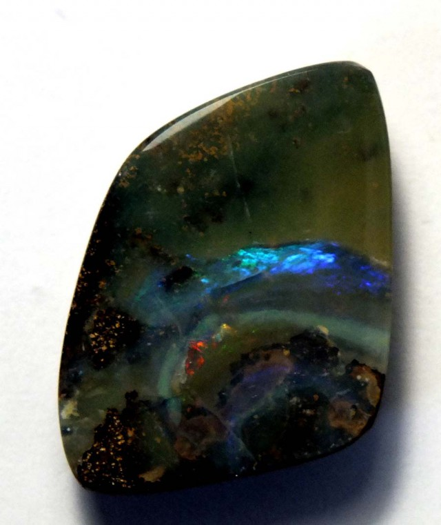 29.5 CTS BOULDER OPAL POLISHED STONE [SO4789]