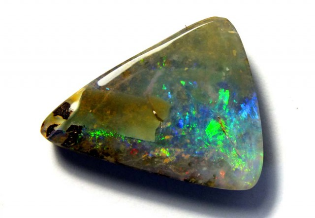 29.8 CTS BOULDER OPAL POLISHED STONE [SO4813]