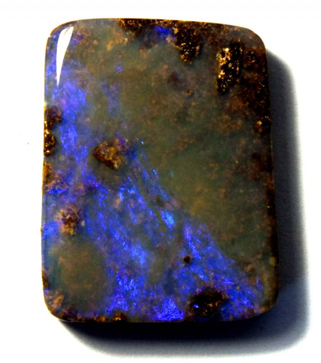 39.8 CTS BOULDER OPAL POLISHED STONE [SO4815]
