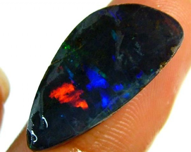 BOULDER OPAL ROUGH  8.2 CTS DT-4066
