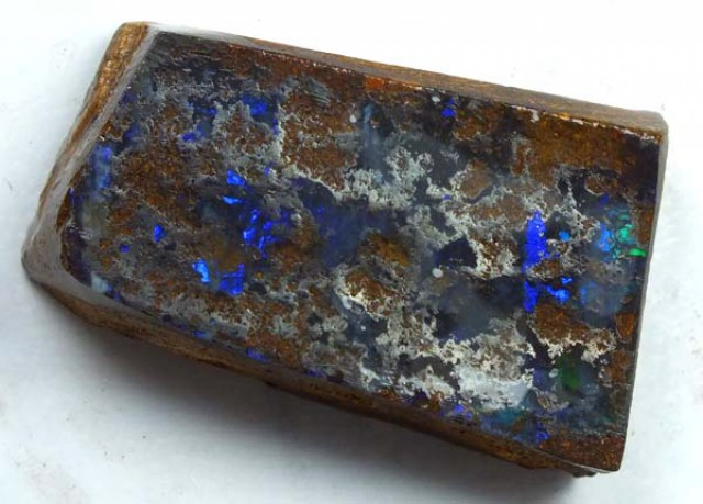 BOULDER OPAL ROUGH  61.25 CTS DT-4078