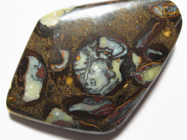 OpalWeb - Boulder Opals from Yowah - 49.4Cts -