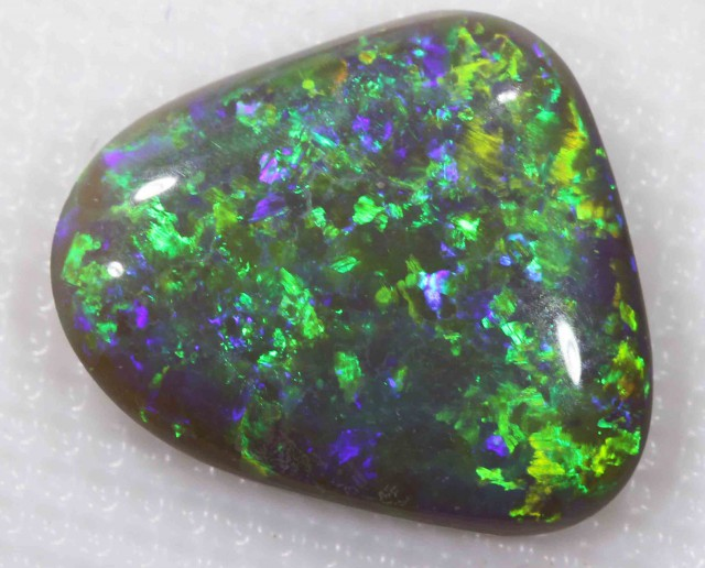 2.15 cts  BLACK OPAL FROM LR