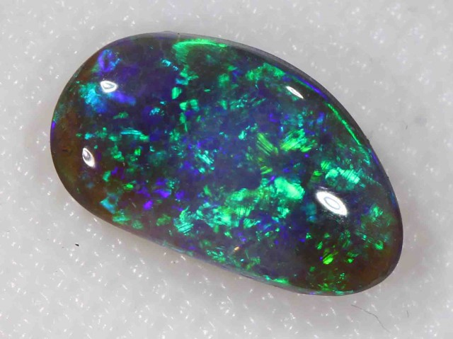 BLACK OPAL FROM LR - 1.2 CTS - $121