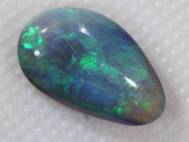 BLACK OPAL FROM LR - 2.10 CTS $50