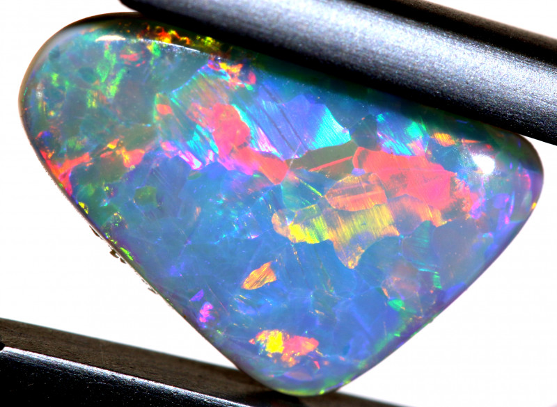 SOLID GREY OPAL STONE 1.80 CTS TBO-3395