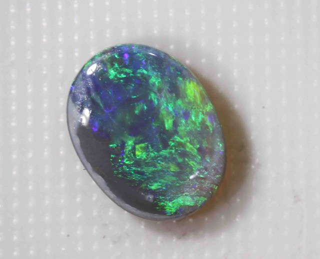 BLACK OPAL FROM LR - 1.1 CTS