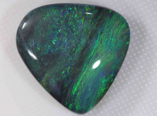 11.80 CT BLACK OPAL FROM LR - 517378