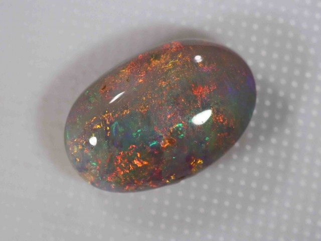 3.70 CT BLACK OPAL FROM LR - 517432