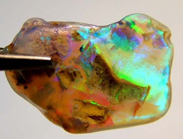 OPAL ROUGH LIGHTNING RIDGE  5.3  CTS  DT-4129