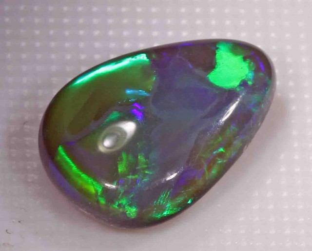 FREE SHIPPING   3.75  ct BLACK OPAL FROM LR           FREE SHIPPING