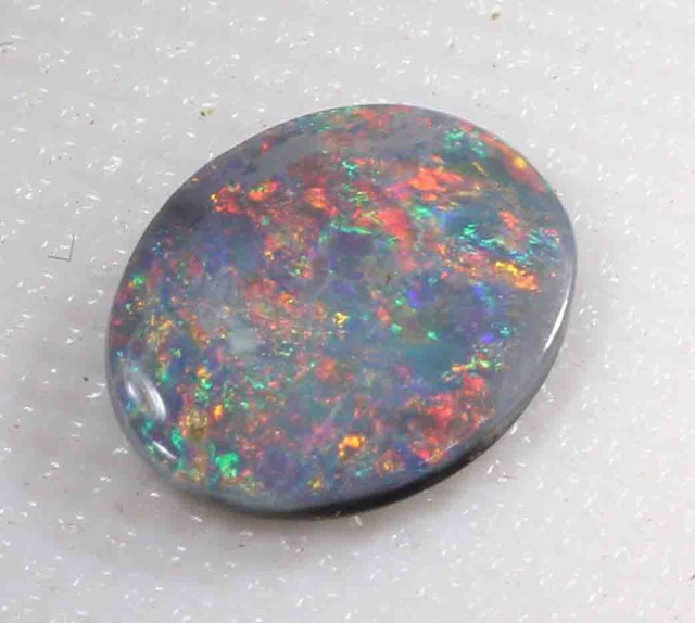 0.90 ct BLACK OPAL FROM LR - 520955