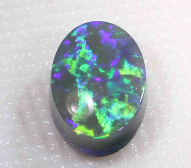 1.80 CTS BLACK OPAL FROM LR    660471