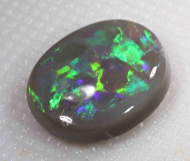 FREE SHIPPING  3.05 cts BLACK OPAL FROM LR