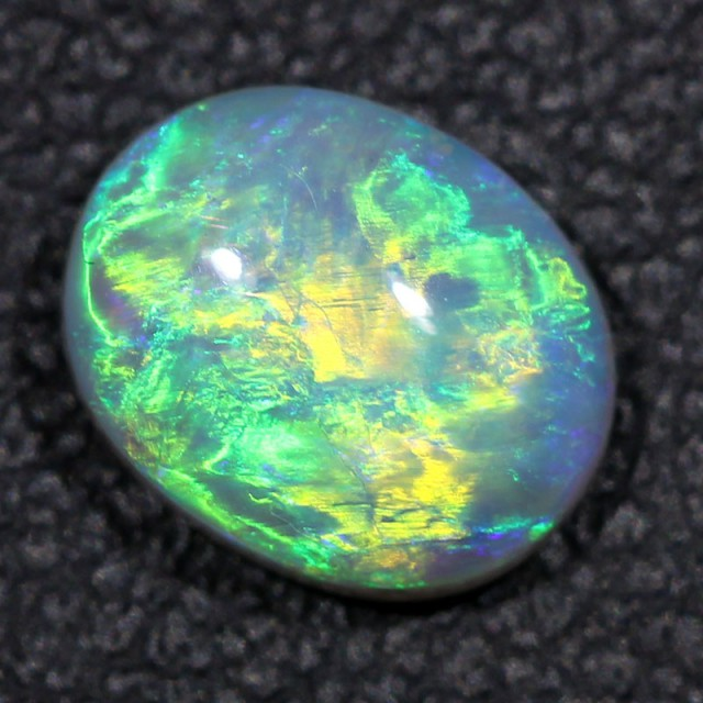 1.07cts Neon Crystal Opal From Lightning Ridge (R2394