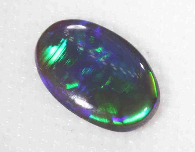 1.05 CT BLACK OPAL FROM LR