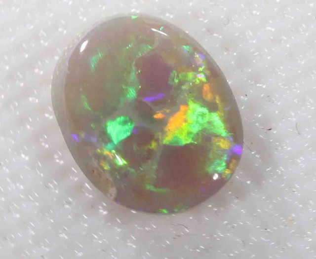 1.10 CT BLACK OPAL FROM LR