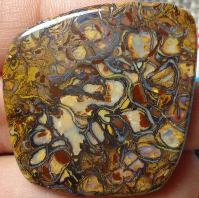 34.1 carat Koroit Solid Boulder Opal