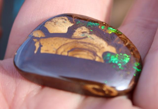 QLD Boulder Opal 49.7 carats