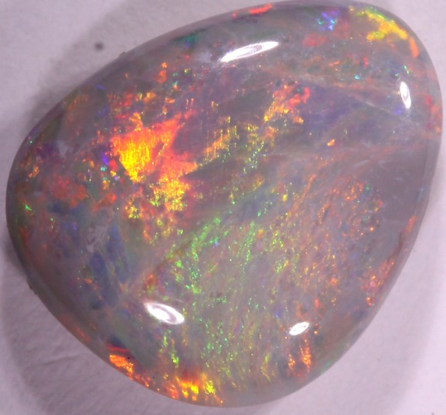 1.95 CTS OPAL LIGHTNING RIDGE ELECTRIC COLOR PLAY C9179