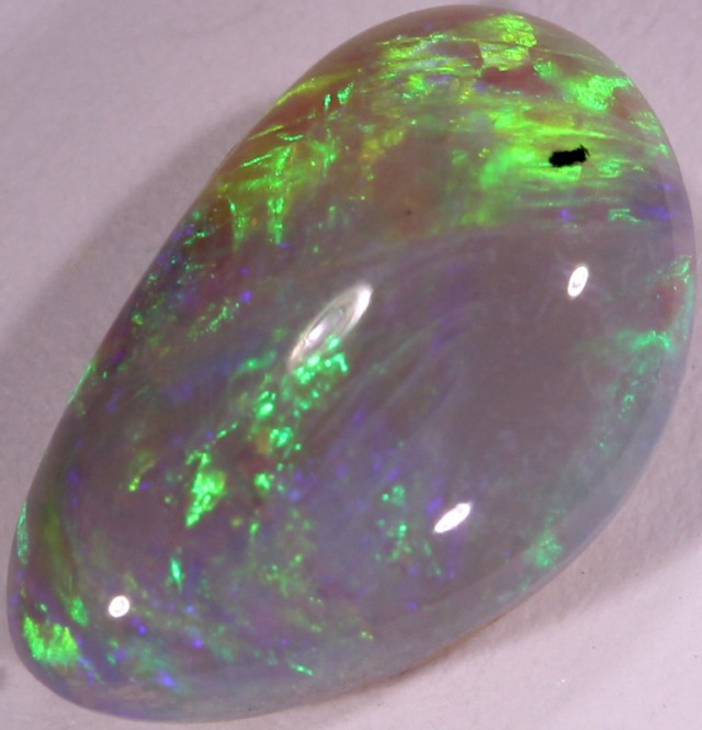 1.30 CTS OPAL LIGHTNING RIDGE ELECTRIC COLOR PLAY C9196