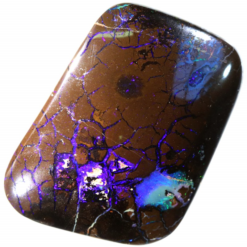 LRG SIZE COULD BE SPECIMEN DISPLAY BOULDER OPAL 108.95 CTS A7895