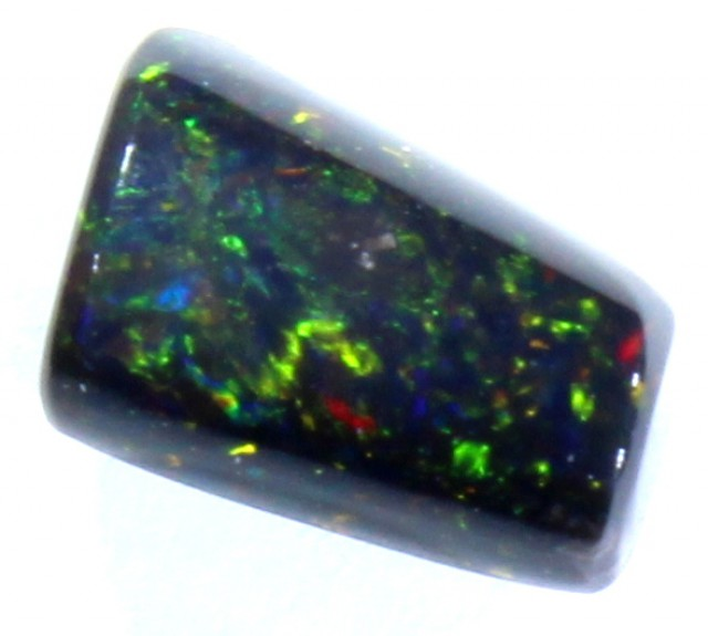 1.80 CTS BLACK OPAL POLISHED STONE LIGHTNING RIDGE C9312