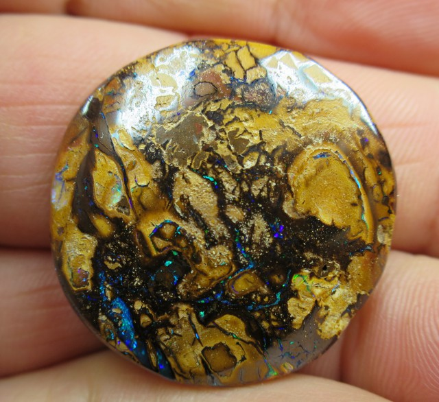 C/O 46cts,WHOLESALE BOULDER MATRIX OPAL.