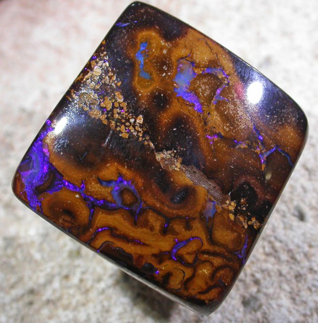 40.7 CTS YOWAH STONE [SO5527]