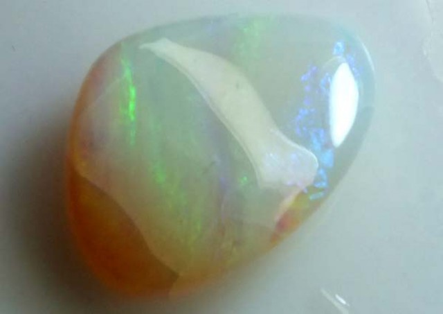 WHITE OPAL 9.10  CTS LO-2199