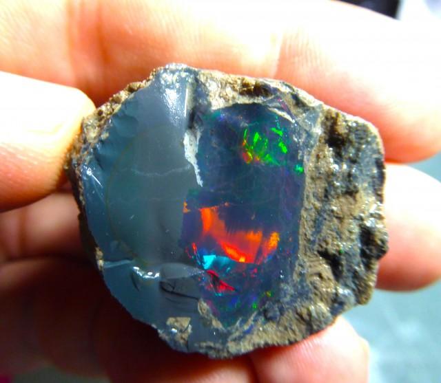 101.5ct  Quality Rough Ethiopian Wello Opal New Mines