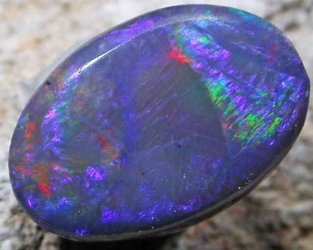 Multiple Fire  HuesBlack opal QOM1560
