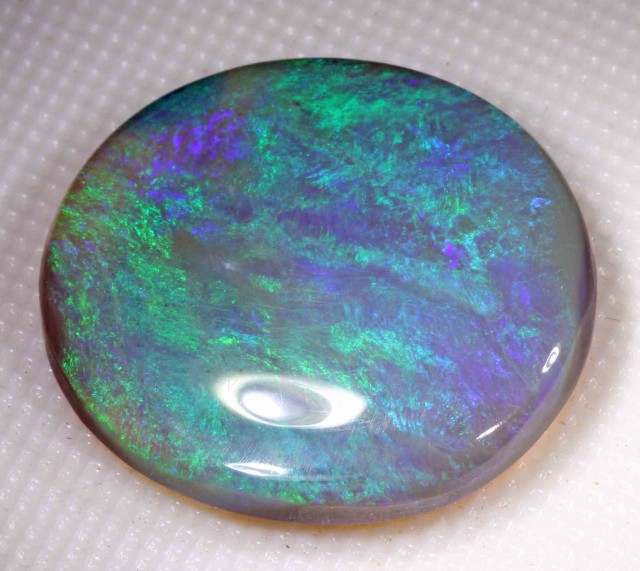 FREE SHIPPING    14.45 CT BLACK OPAL FROM LR