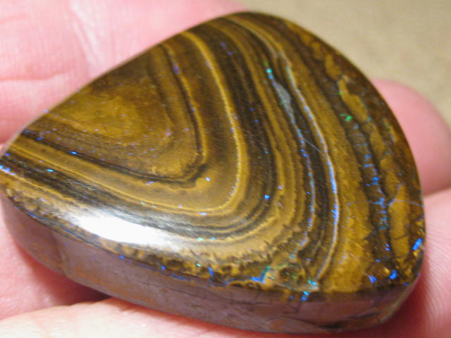 YowahOpals*137.3Cts - FREE SHIPPING = Matrix Opal