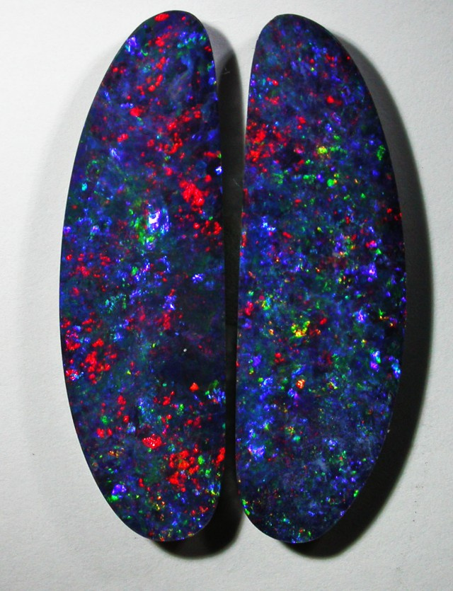 9.93 CTS DOUBLET  OPAL PAIR [SO5889]